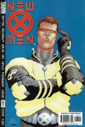 Marvel Comics's New X-Men Issue # 118