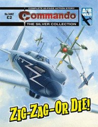 D.C. Thomson & Co.'s Commando: For Action and Adventure Issue # 5002
