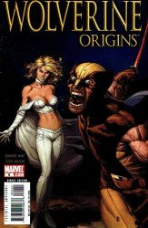 Marvel Comics's Wolverine: Origins Issue # 5c