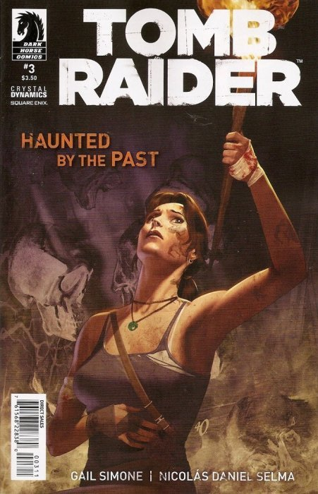 Tomb Raider Issue 1 Dark Horse Comics
