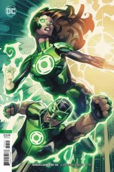 DC Comics's Green Lanterns Issue # 55b