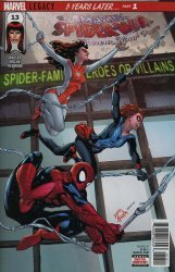 Marvel Comics's The Amazing Spider-Man: Renew Your Vows Issue # 13