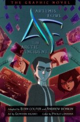 Hyperion Books's Artemis Fowl: Arctic Incident Hard Cover # 1