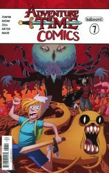 KaBOOM!'s Adventure Time Comics Issue # 7