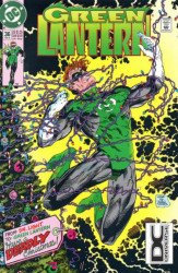 DC Comics's Green Lantern Issue # 36b