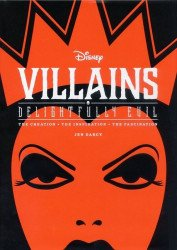 Disney Comics's Disney Villains: Delightfully Evil Hard Cover # 1