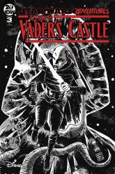 IDW Publishing's Star Wars Adventures: Return To Vaders Castle Issue # 3ri