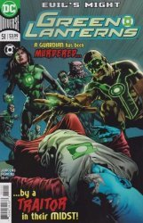 DC Comics's Green Lanterns Issue # 51