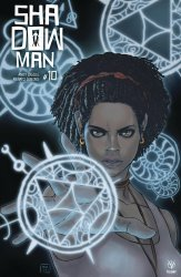 Valiant Entertainment's Shadowman Issue # 10c