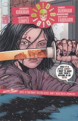 Image Comics's Die! Die! Die! Issue # 4b