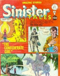 Alan Class & Company's Sinister Tales Issue # 138