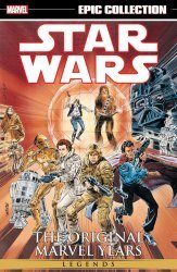 Marvel Comics's Star Wars Legends: Epic Collection - The Original Marvel Years TPB # 3