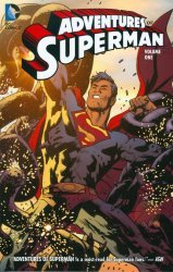DC Comics's Adventures of Superman TPB # 1