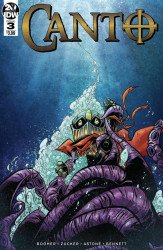 IDW Publishing's Canto Issue # 3