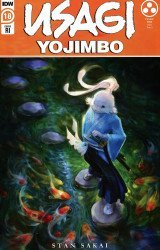 IDW Publishing's Usagi Yojimbo Issue # 18ri