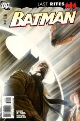 DC Comics's Batman Issue # 684