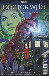 Titan Comics's Doctor Who: The 13th Doctor - Holiday Special Issue # 1lcsd