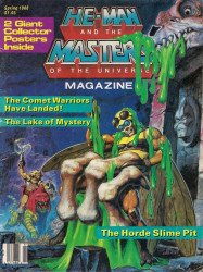 Welsh Publishing Group's He-Man and the Masters of the Universe Issue # 6