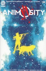After-Shock Comics's Animosity Issue # 16