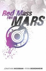 Image Comics's Red Mass for Mars TPB # 1