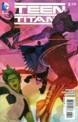 DC Comics's Teen Titans Issue # 3b