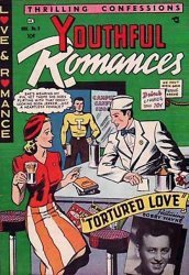 Ribage Publishing Corp.'s Youthful Romances Issue # 6