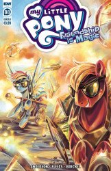 IDW Publishing's My Little Pony: Friendship is Magic Issue # 88b