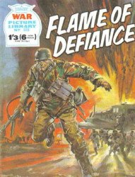 Fleetway (AP/IPC)'s War Picture Library Issue # 619
