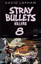 Image's Stray Bullets: The Killers Issue # 8
