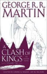 Bantam Books's George R.R. Martin: A Clash Of Kings Hard Cover # 1