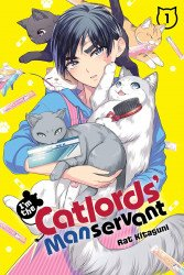 Yen Press's I'm the Catlords' Manservant Soft Cover # 1
