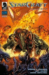 Dark Horse Comics's Starcraft Soldiers Issue # 1