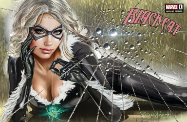 Marvel Comics's Black Cat Issue # 1comicxposure