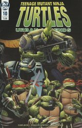 IDW Publishing's Teenage Mutant Ninja Turtles: Urban Legends Issue # 10b