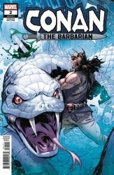 Marvel Comics's Conan the Barbarian Issue # 2e