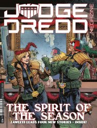 Rebellion's Judge Dredd Megazine Issue # 415