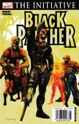 Marvel Comics's Black Panther Issue # 29b
