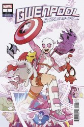 Marvel Comics's Gwenpool Strikes Back Issue # 1f