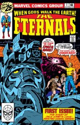 Marvel Comics's The Eternals Issue # 1