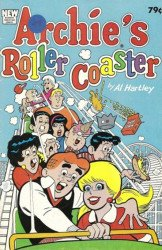 New Barbour Christian Comics's Archie's Roller Coaster Issue nn-b