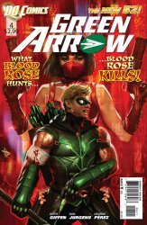 DC Comics's Green Arrow Issue # 4