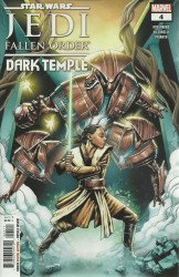Marvel Comics's Star Wars: Jedi - Fallen Order Dark Temple Issue # 4