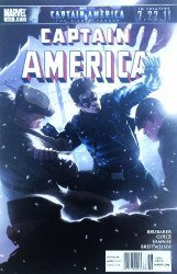 Marvel Comics's Captain America Issue # 618b
