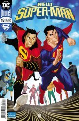 DC Comics's New Super-Man Issue # 18b