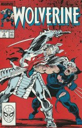 Marvel Comics's Wolverine Issue # 2