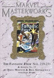 Marvel Comics's Marvel Masterworks: Fantastic Four Hard Cover # 20b