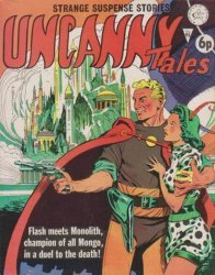 Alan Class & Company's Uncanny Tales Issue # 95