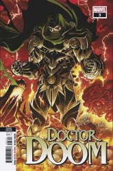 Marvel Comics's Doctor Doom Issue # 3 - 2nd print