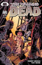 Image Comics's The Walking Dead Issue # 2blind bag