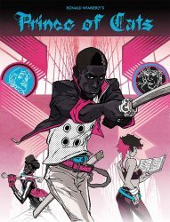 Image's Prince Of Cats Hard Cover # 1